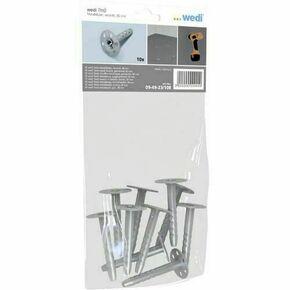 Chevilles métalliques WEDI long.110mm - Gedimat.fr
