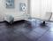 Carrelage pour sol en grès cérame émaillé coloré dans la masse CHIC dim.60x60cm coloris cromo - Gedimat.fr