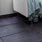 Plinthe carrelage pour sol en grès cérame émaillé CHIC larg.9,5cm long.60cm coloris cromo - Gedimat.fr
