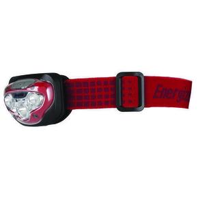 Lampe frontale ENERGIZER à LED Vision HD avec 3 piles type AAA - 180 lumens - Gedimat.fr
