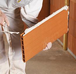 Brique platrière maxi'plafond - 500x30x250mm - Gedimat.fr