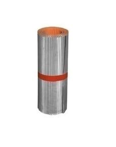 Plomb plisse lamine NF en 12588 5m x 25cm épaisseur 0.5mm - Gedimat.fr