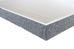 Doublage isolant plâtre + polystyrène PREGYSTYRENE TH32 ép.13+20mm larg.1,20m long.2,50m - Gedimat.fr