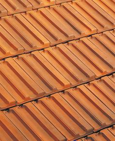 Tuile PV13 Huguenot coloris flammé rustique - Gedimat.fr