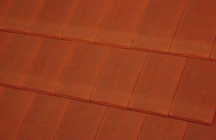 Tuile VOLNAY PV coloris rouge flammé - Gedimat.fr