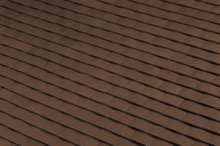 Rive à rabat gauche pour tuiles GRAND CRU et POMMARD coloris brun - Gedimat.fr