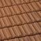 Faîtière angulaire MARSEILLE de 40 angle 120° coloris brun rustique - Gedimat.fr