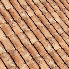 Tuile CANAL 230-50 couvert coloris vieux saintonge - Gedimat.fr