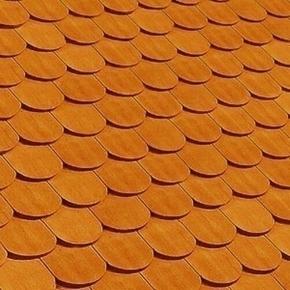 Tuile et 1/2 droite ALSACE LISSE 16x38 droite coloris lauze - Gedimat.fr