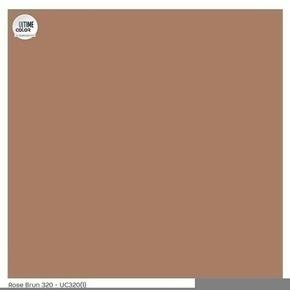 Enduit d'imperméabilisation et de décoration de façade manuel WEBER.PROCALIT F sac 25 kg Rose brun teinte 320 - Gedimat.fr