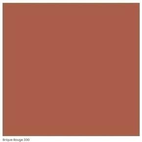 Enduit d'imperméabilisation et de décoration de façade manuel WEBER.PROCALIT G sac 25 kg Brique rouge teinte 330 - Gedimat.fr