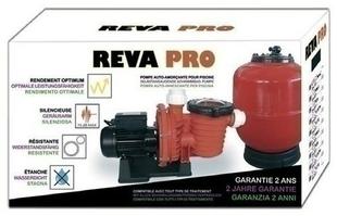 Pompe pour piscine REVA PRO 1CV mono - Gedimat.fr