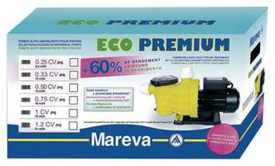 Pompe pour piscine ECO PREMIUM 0,75CV mono - Gedimat.fr