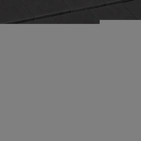 Rencontre 3 voies pente <lt/>50% faitages arêtiers coloris noir - Gedimat.fr