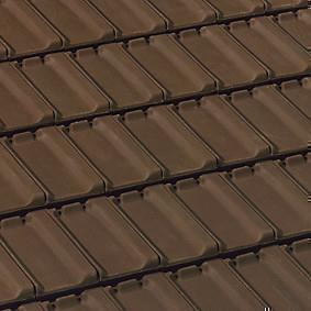 Rive universelle de 33 gauche à recouvrement coloris brun masse - Gedimat.fr