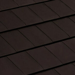1/2 tuile rive droite SIGNY anthracite mat - SY050 - Gedimat.fr