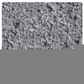 Pavé vieilli MEDIEVAL en pierre reconstituée ép.6cm dim.12x12cm coloris anthracite - Gedimat.fr