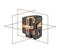 Laser multi-lignes automatique GEO5X-L360HP - Gedimat.fr