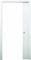 Châssis à galandage 95 UNIQUE 1 vantail 2040x830mm - Gedimat.fr