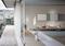 Plinthe carrelage pour sol WOOD larg.8cm long.50cm coloris blanc - Gedimat.fr