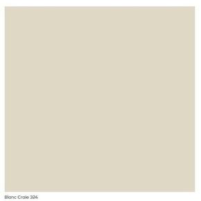 Enduit de parement minéral manuel épais à la chaux aérienne WEBER.CAL PG sac 25 kg Blanc craie teinte 324 - Gedimat.fr