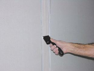 Couteau à serrer les bandes - 7cm - Gedimat.fr