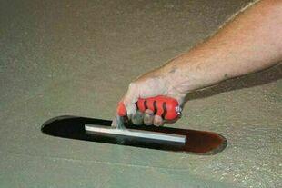 Lisseuse acier bouts arrondis - 40x10cm - Gedimat.fr