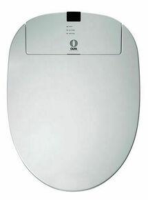 Abattant WC douche ASEO PLUS thermosouple blanc - Gedimat.fr