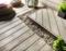 Lame de terrasse Composite SWING ép.21mm larg.200mm long.3,90m Minérale - Gedimat.fr