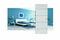 Bloc-porte rainuré KETCH huisserie Néolys 90x49mm à recouvrement haut.204cm larg.63cm droit poussant - Gedimat.fr