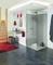 Plan de toilette rectangulaire centré INFINITY en akron larg.49cm long.80cm beton ciment - Gedimat.fr