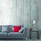 Revêtement mural PVC ELEMENT 3D BOIS RUSTIC lames ép.8mm larg.375mm long.2600mm Blanc graphik - Gedimat.fr