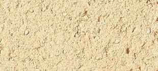 Enduit de parement minéral manuel épais à la chaux aérienne WEBER.CAL PF sac 25 kg Ocre rouge teinte 049 - Gedimat.fr
