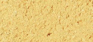 Enduit de parement minéral manuel épais à la chaux aérienne WEBER.CAL PG sac 25 kg Sable blond teinte 097 - Gedimat.fr