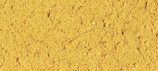 Enduit d'imperméabilisation et de décoration de façade manuel WEBER.PROCALIT F sac 25 kg Ocre intense teinte 295 - Gedimat.fr