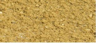 Enduit de parement minéral manuel épais à la chaux aérienne WEBER.CAL PF sac 25 kg Jaune vert teinte 307 - Gedimat.fr