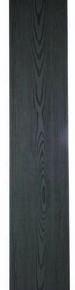 Lame de terrasse Composite SWING Long.3,90m larg.200mm Ép.21mm Coloris gris - Gedimat.fr