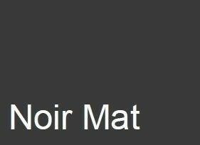 Peinture TUYAUTERIE & CHAUFFAGE sans sous-couche bidon de 0,25 litre coloris noir mat - Gedimat.fr