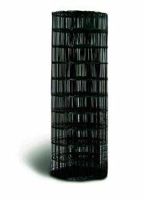 Grillage plastifié soudé maille de 100x100mm haut.1.20m long.20m vert sapin RAL 6005 - Gedimat.fr