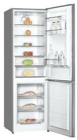 Réfrigérateur / congélateur pose libre ACCESSION 295 litres inox - Gedimat.fr