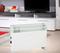 Convecteur mobile PRIMO Long.58,5cm Haut.42,5cm Ép.20cm coloris Blanc 2000W - Gedimat.fr