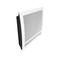 Panneau rayonnant Sundoro Horizontal Blanc 2000W SAUTER - Gedimat.fr