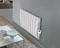 Radiateur à inertie sèche PANARO modèle cintré Long.72cm Haut.58cm Ép.10cm coloris Blanc 2000W DELTACALOR - Gedimat.fr