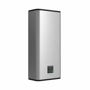 Chauffe eau GUELMA connecté MP 65L coloris Gris aluminium SAUTER - Gedimat.fr