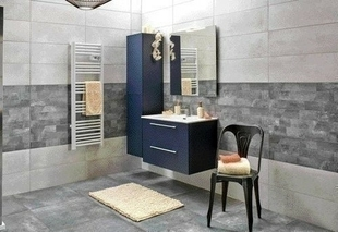 Meuble de salle de bains FUSSION - Gedimat.fr