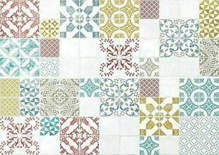 Carrrelage pour mur intérieur CLOUD Paint White mix 35cm x 100cm Ép.10 mm - Gedimat.fr