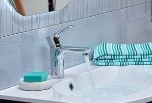 Mitigeur KLUDI LIFE finition chromé lavabo PM - Gedimat.fr