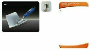 Couteau d'angle intérieur ERGOMUST - Gedimat.fr