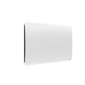 Radiateur HEKLA modèle Horizontal coloris Blanc 2000W SAUTER - Gedimat.fr
