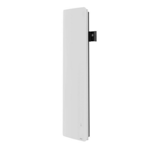 Radiateur HEKLA modèle Vertical coloris Blanc 2000W SAUTER - Gedimat.fr